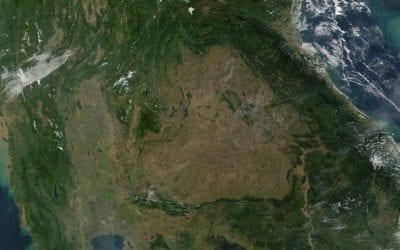 Environmental Protection & Deforestation in Vientiane, Laos