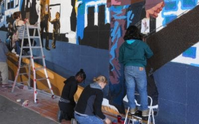 Reconsidering What a Mural Can Be