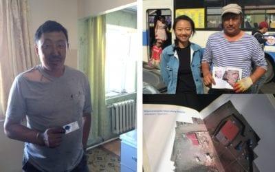 Mongolia - American Arts Incubator