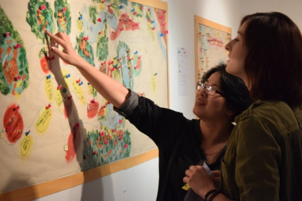 Mapping queer Hanoi 2