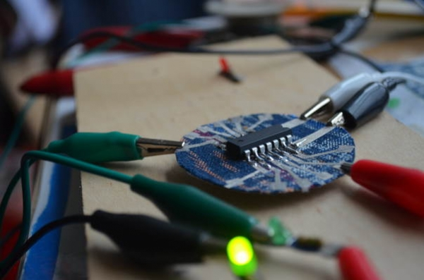 LED textiles