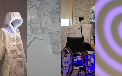 An Inclusive Showcase on Disability and Art: Presenting the Final Prototypes