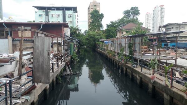 Interior Khlong View
