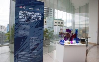 Exhibition at the Bangkok Art & Culture Center