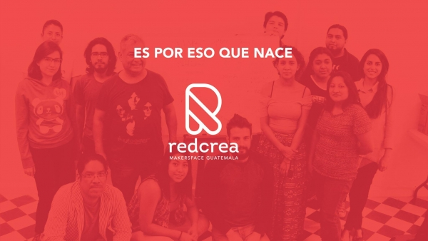 RedCrea is born. Image by Andrea B.