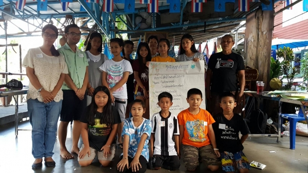 Project Sustainability Updates: River Health in Thailand