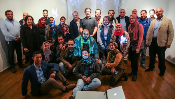 American Arts Incubator — Egypt: Sharing our Stories of Water Sustainability