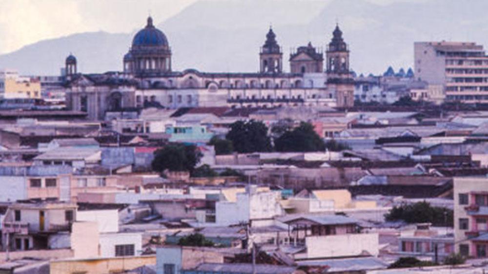 GUA_City-skyline-1966_Rupert-Chambers-400x284