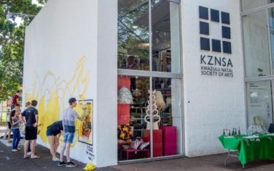 Durban's Vibrant Street Art Scene and the Future of Augmented Reality