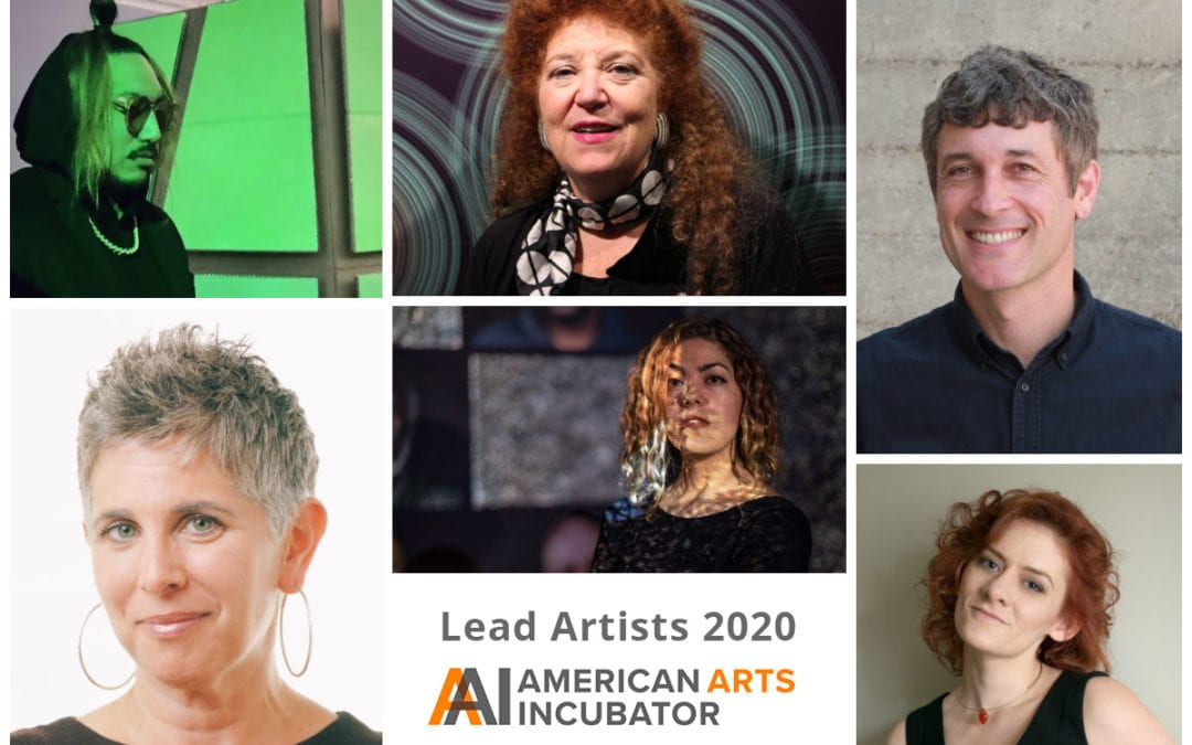 American Arts Incubator 2020: Lead Artist Announcement